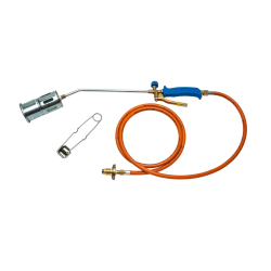 WBK03 Weed Burner Trigger handpiece|WBK03 Weed Burner Kit complete with 2Mt hose with POL fitting to standard 9Kg POL LPGas cylinder.