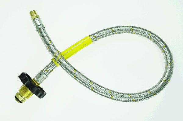 James Shields Hose Pol X 1 4 Quot Inverted Flare Male